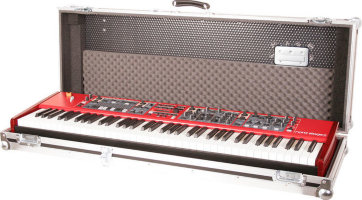 "Кейс для Clavia Stage2 76 12"" inch Keyboard Case Clavia Stage2 76"